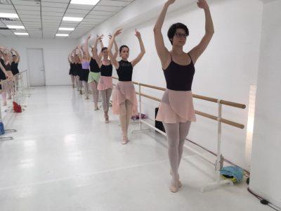 felnőtt balett Budapest